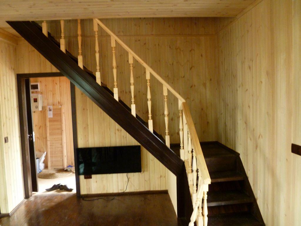 Как сделать второй этаж в деревянном доме своими руками 68